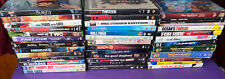 Movies Lot Of 37 Mostly Dvds, One Blu-ray, One Video Game Army of One, Kill Bill