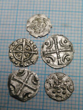 Crusader Templar cross, 12 century, Europe, Medieval, silver,