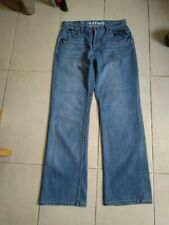 GENTS DESIGNER  DISTRESSED LOOK JEANS BY SONNETI W36 L34