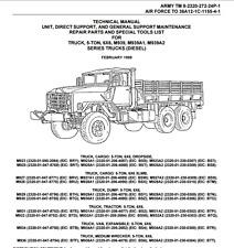 M939, M939A1, M939A2 Front Drive Shaft & Carrier Bearing 5-TON 6X6 NEW [G1FLR]