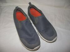 Crocs Mens Size 10 Grey Slip On Athletic Shoes Sneaker EUC 15367