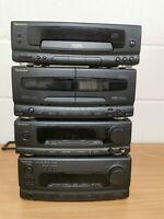 Technics HiFi CH650 Stereo Amp/CD/Tape/Tuner SH-CH650/SL-CH550/RS-CH550