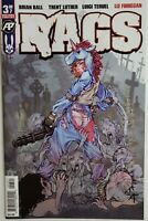 RAGS 3 EXPOSED VARIANT ANTARCTIC PRESS ZOMBIES VERY HIGH GRADE NM+ OR BETTER