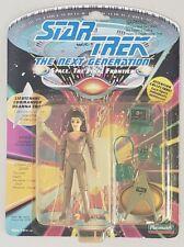 STAR TREK THE NEXT GENERATION LIEUTENANT COMMANDER DEANNA TROI U.S.S. ENTERPRISE