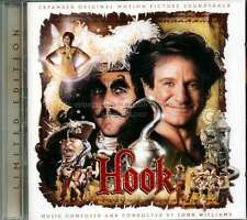 "John Williams ""HOOK"" expanded score 2CD La-La Land 5000-Limited SEALED sold out"