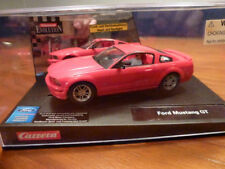 CARRERA Evolution Auto Ford Mustang Rot  27141  NEU OVP