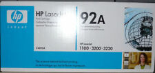 Orignal HP Cartouche d'encre 92A C4092A POUR Laser jet1100,1100A,3200SE,3220xi