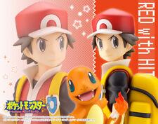 Kotobukiya PP895 ARTFX J Red with Charmander 1/8 Figure (Pokemon)