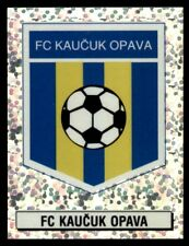 Panini Cesky (Czech) Fotbal 1997 - Logo Tymu FC KauCuk Opava No. 141