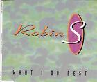 MAXI CD SINGLE 4 TITRES ROBIN S WHAT I DO BEST DE 1993