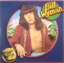 BILL WYMAN - Monkey Grip LP Rolling Stones
