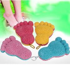 Home Feet Grinding Stone Scrub Pedicure Exfoliate Foot Cuticle Remover Care Tool