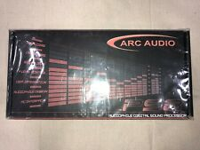 ARC Audio PS8 Digital Signal Sound Processor DSP 6-Channel In 8-Channel Output