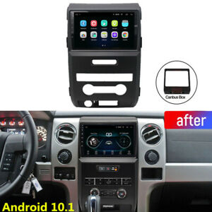"""For 2009-2012 Ford F150 F-150 9"""" Android 10.1 Car Radio GPS Player Navigation FM"""