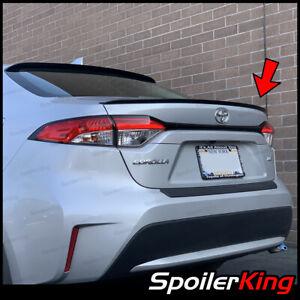 Rear Trunk Lip Spoiler (Fits: Toyota Corolla 2020-on) SpoilerKing 244L