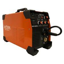Set - MIG MAG Schweißgerät MIG-200 PRO + E-Hand MMA IGBT Inverter 230V 200A