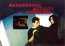 PARANORMAL ACTIVITY 2010 BREYGENT FILM FRAME INSERT CARD CELL 2