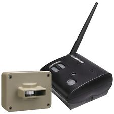 Chamberlain Wireless Home Driveway Motion Sensor, Alarm Detector Security System