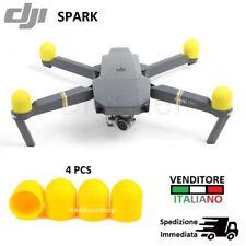 4 tappi Cover protezione copertura MOTORI per DJI SPARK protection case motor