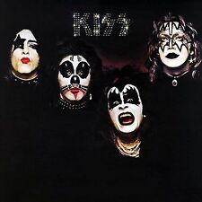 KISS - Self Titled - Remastered CD