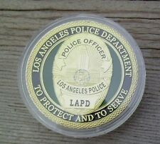LAPD Police Challenge Coin Token Mint Los Angeles Ca Police