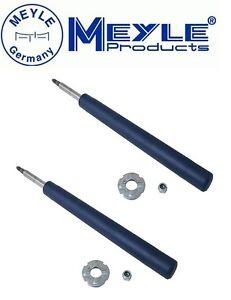 2 Meyle Left+Right Front Struts Cartridge Insert Shocks Absorber Dampers for BMW