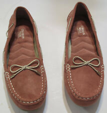 Women's Coral Driving Loafer Shoes Size 8
