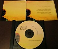 ALAN ARI LAZAR - MUSIC FOR FILM AND TELEVISION CD DEMO