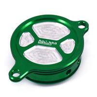 Oil Filter Cover Cap for Kawasaki KX450F KLX450R 08-2015 09 2010 2012 2013 2014
