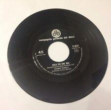 V8>45 giri  Johnny Dorelli - Solo più che mai / I left my heart in san Francisco