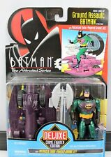 KENNER - Batman Animated Series Ground Assault Batman - NEW