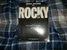Musical Selections From Rocky 1977 Big 3 Music Corporation