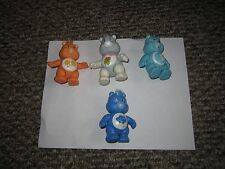 Vintage Care Bears PVC lot Grumpy Bedtime Grams Friend Bear lot of 4