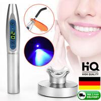 2000MW Dental Wireless LED-Lampe Curing Light Polymerisationslampe LED DE