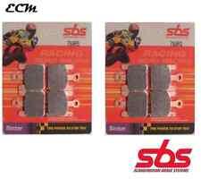 Suzuki Gsxr1000 K3 2003 SBS 788rs Pastillas de Freno Frontales Carreras