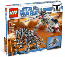 Lego - Star Wars 10195 Republic Dropship with AT-OT Walker - NEW