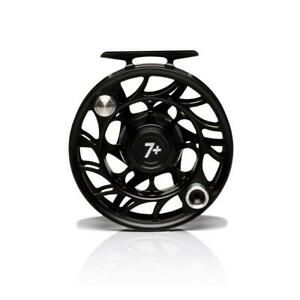 HATCH ICONIC 7 PLUS LARGE ARBOR FLY REEL