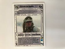 Star Wars Ccg | Commander Luke Skywalker Wb Revised | Hoth | Nm/Mint | + Bonus!
