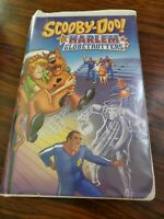 SCOOBY-DOO MEETS THE HARLEM GLOBETROTTERS Vhs Video Tape Hanna-Barbera Clamshell