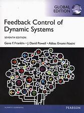 Feedback Control of Dynamic Systems (7th Edition), Global Edition by Gene F. Fra