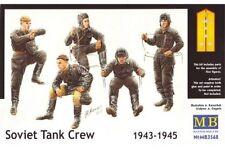 MasterBox MB3568 1/35 Soviet Tank Crew 1943-1945