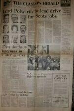 Glasgow Herald April 8 1972