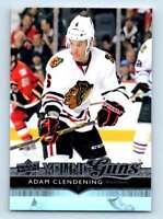 2014-15 Upper Deck Young Guns Adam Clendening RC #481