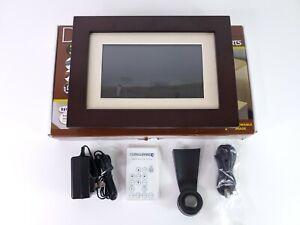 "Smartparts SP700W 7"" Digital Photo Picture Frame Open Box."