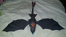 """How to Train Your Dragon BIG Toothless Night Fury 26"""" Wingspan Light Sound Toy"""