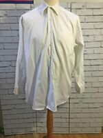 Tommy Hilfiger RN 36543 white cotton shirt size 16.5 large