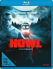 "Blu-ray * HOWL - ENDSTATION VOLLMOND # NEU OVP """