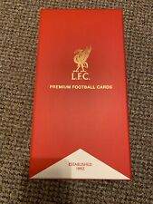 Liverpool Futera Unique 2016 Display Box For Trading Cards