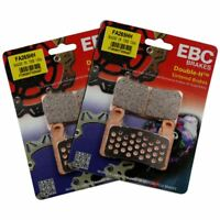 EBC FA265HH Sintered Motorcycle Brake Pads Set X2