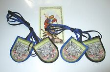 Set of 2 St. Michael Scapulars, Very Detailed and Pretty
